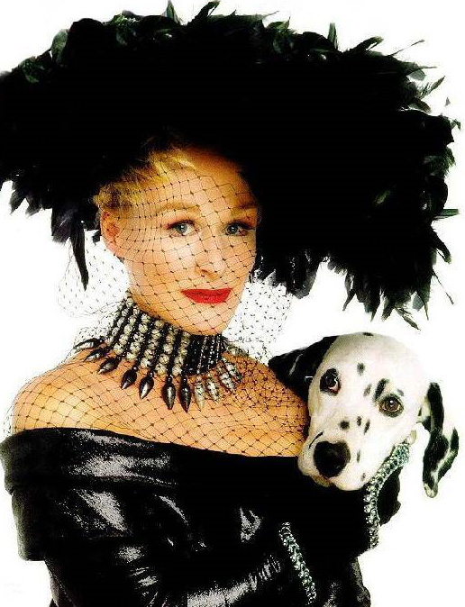 to find out what kind of dog glenn close really has, you will have to ...
