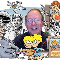 "Author as entertainer: Howard Cruse and ""Stuck Rubber Baby"" at WordPlay"