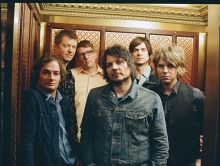 Three days of Solid Sound built around Wilco.