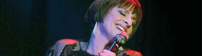 Tony Award-winning singer and actress Patti LuPone.