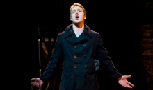 Shonn Wiley is Anthony in Sweeney Todd by night, choreographer by day. Kevin Sprague photo.