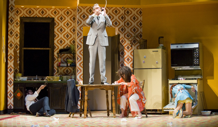"""Preview of """"Absurd Person Singular,"""" Barrington Stage's early ..."""