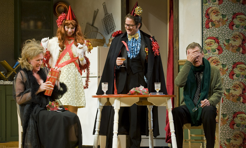 """Review: Funny, farcical """"Absurd Person Singular"""" at Barrington ..."""