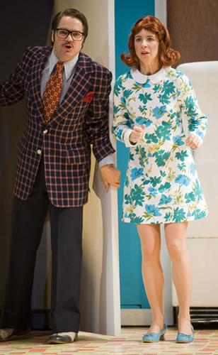 Review funny farcical absurd person singular at for Farcical person