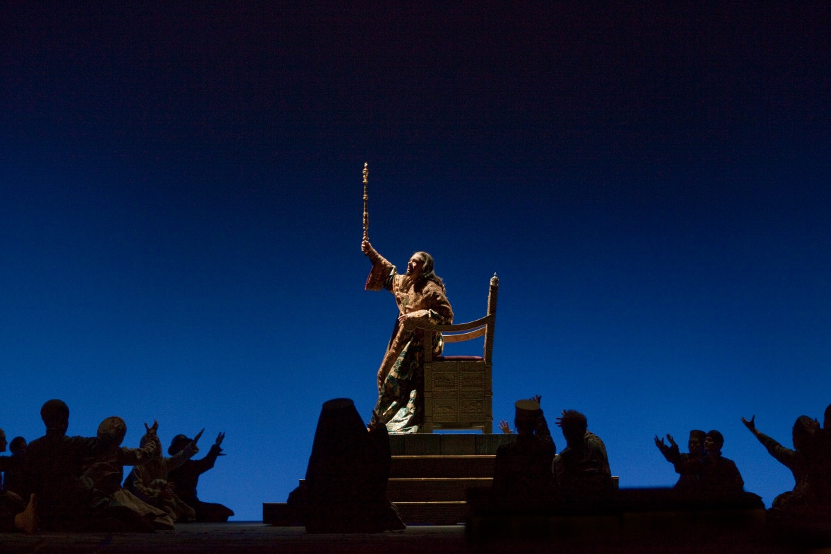 "A Stunning ""Boris Godunov"" from The Metropolitan Opera will be telecast Live in HD"