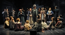 A Christmas Carol returns with a spectacular community cast.