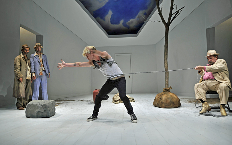 Randy Harrison and Waiting for Godot at BTF, revisited | BERKSHIRE
