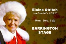 Elaine Stritch Live from the 92nd Street Y.