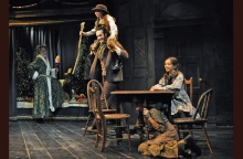 A Christmas Carol at Berkshire Theatre Festival