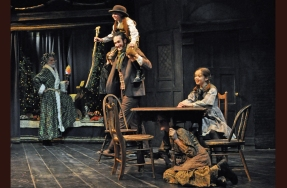 A Christmas Carol at Berkshire Theatre Group