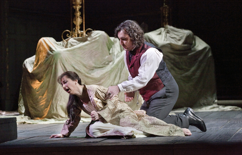 dessay lucia review Donizetti: lucia di lammermoor  in this case natalie dessay as lucia and piotr beczala as edgardo dessay has recorded the mad scene on a solo album, as well as.