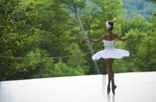 Collage Dance Collective at Jacob's Pillow. Christopher Duggan photo.