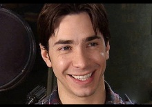 Justin Long will appear in Lewis Black's new comedy.