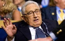 Henry Kissinger, former secretary of state under Richard Nixon.