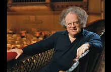 James Levine, music director of the Boston Symphony Orchestra at Tanglewood.
