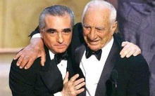 Martin Scorsese and Elia Kazan.