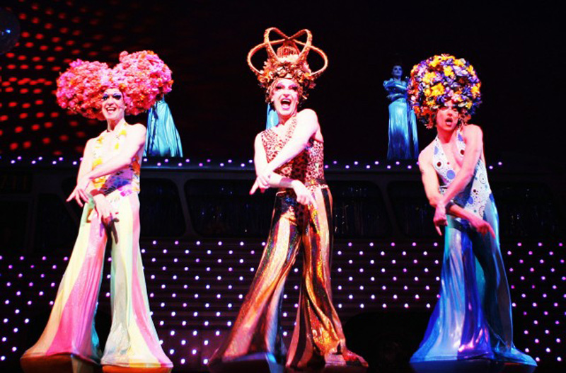"Return of the Disco Era: ""Priscilla, Queen of the Desert ..."
