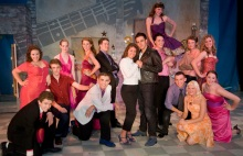 All Shook Up from Barrington Stage Company's Youth Theatre