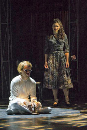 fa9f2ef11e5b Randy Harrison and Jenny Powers in Berkshire Theatre Festival and the  Colonial Theatre s 2011 production of The Who s Tommy by Pete Townshend and  Des ...