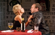 Four Dogs and a Bone at Berkshire Actors Theatre