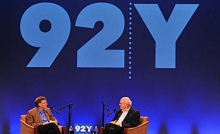 The 92Y Simulcasts Continue at Barrington Stage
