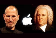 Steve Jobs and J S Bach were both pioneers.