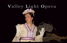 Valley Light Opera presents The Sorcerer by Gilbert and Sulllivan,