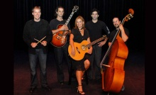 Mary Verdi and Friends Band