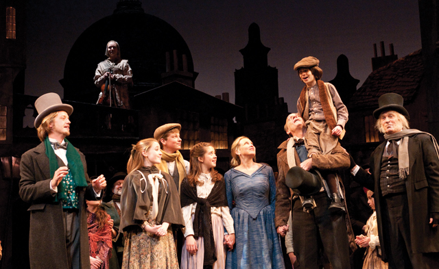 """James Taylor and """"A Christmas Carol"""" Top off First Year of New Berkshire Theatre Group ..."""