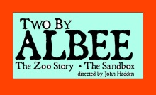 Edward Albee at Hubbard Hall