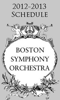 BSO2012-13Schedule