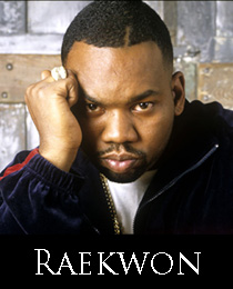Raekwon Portrait Session