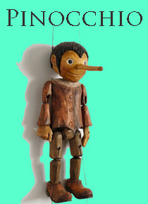 The Real Pinocchio.