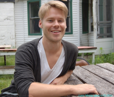 This photo I took of Randy Harrison in 2010 has traveled around the world.