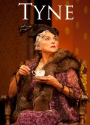 Tyne Daly as Lady Bracknell. Photo: T. Charles Erickson.