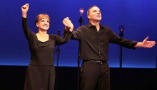 Audiences can't seem to get enough of Patti LuPone and Mandy Patinkin whenever they appear. The reason is simple: there are no more consummate entertainers in show business.