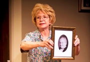 Gebra Jo Rupp appears as Dr. Ruth Westheimer in Dr. Ruth, All the Way at Barrington Stage Company.