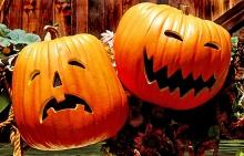 Halloween in Pittsfield