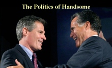 Senator Scott Brown is running for re-election while Mitt Romney covets the White House.