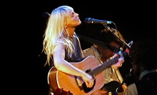 Laura Marling at Mass MoCA on October 25.