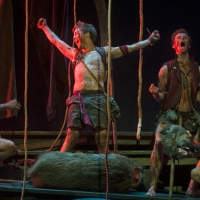 "Beastly ""Lord of the Flies"" a Triumph of Theatricality at Barrington Stage Company (To Oct 21)"