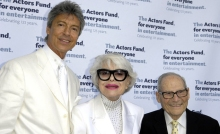 Tommy Tune, Carol Channing and Harry Kelejian have done much for the Actor's Fund. So have people like you and I.  After Sandy, the organization is proving to be a lifeline for actors on and off Broadway, in fact throughout the tristate theatre region which encompasses New York, New Jersey and Connecticut.
