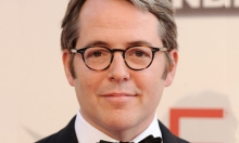 Matthew Broderick hosts the Williamstown Theatre Festival's Salute to Abe Burrows and Benefit Cabaret in New York City on November 18, 2012.