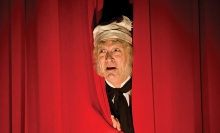 Eric Hill in A Christmas Carol at the Colonial, 2011. Photo by Ken Regan, Camera 5.