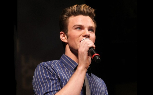"Chris Colfer will field questions via satellite about ""Hit by Lightning"" as part of the screening."
