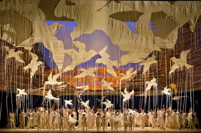 The Met's Les Troyens.