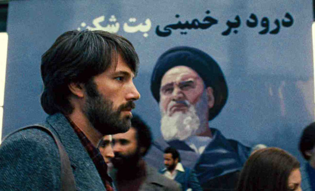 Argo directed by Ben Affleck won Best Picture of the Year.