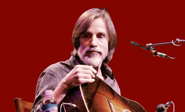 Jackson Browne is at Tanglewood July 4, 2013