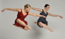 Ellen Sinopoli Dance Company - photos by Gary Gold