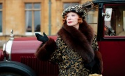"Shirley MacLaine as Martha Levinson from the TV series, ""Downton Abbey.""  Photo Nick Briggs."